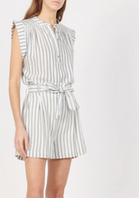 Load image into Gallery viewer, Cotton Stripe Bob Short
