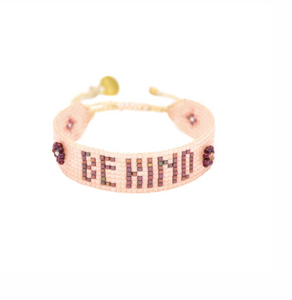 Mishky Be Kind Beaded Bracelet