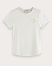 Load image into Gallery viewer, Embroidered Maison Regular Fit T-Shirt