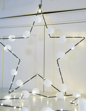 Load image into Gallery viewer, Pom Pom Star Lights