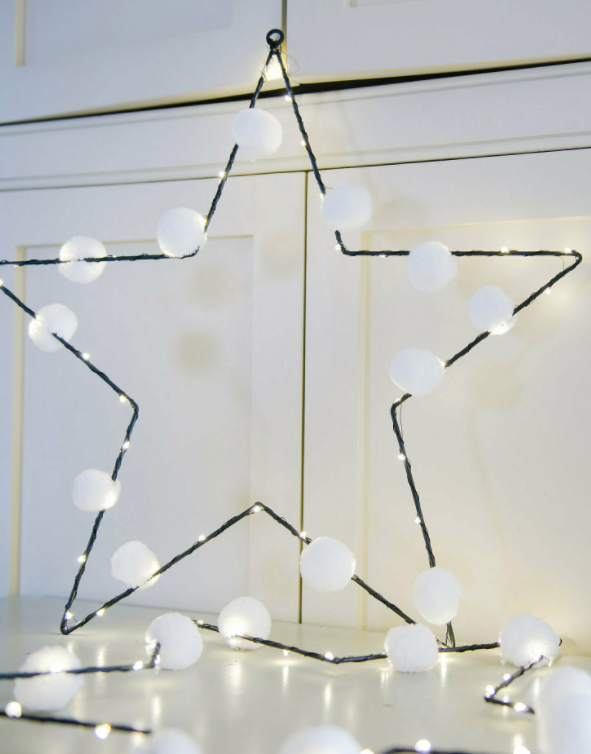 Pom Pom Star Lights