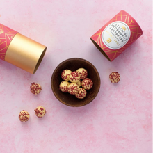 Load image into Gallery viewer, Raspberry Champagne Truffles