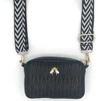 Load image into Gallery viewer, Rivington Bag small in black