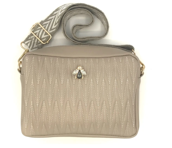 Rivington Bag Large in Taupe