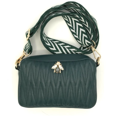Rivington Bag Small in Teal