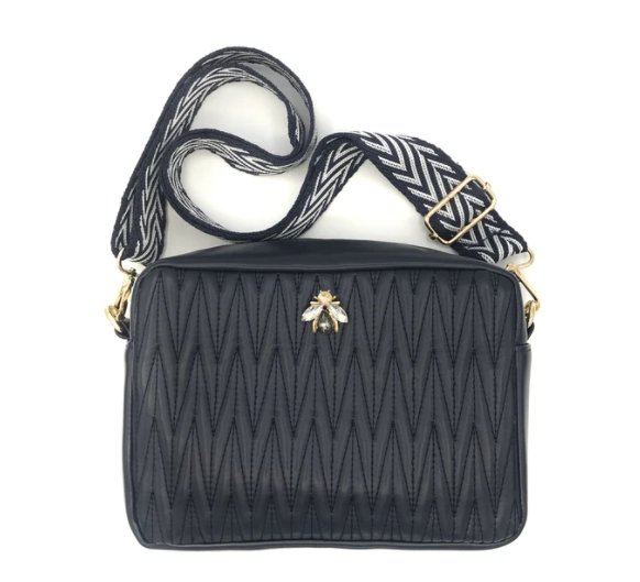 Rivington Bag Large in Navy