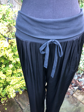 Load image into Gallery viewer, Silk Harem Pants