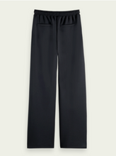 Load image into Gallery viewer, Navy Soft Wide Leg Sweatpants