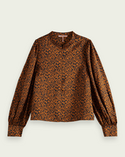 Load image into Gallery viewer, Leopard Print Top