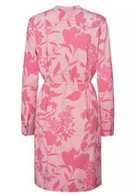 Load image into Gallery viewer, Lipa Pink Floral Dress