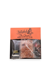 The Secret Wonder Oil Bath Salts Tea Bag