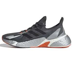 "Tênis Adidas X9000l4 ""Grey Six Orange"""