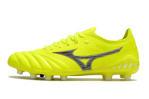 Chuteira Mizuno Morelia Neo 3 β Made In Japan - Amarelo