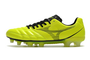 Chuteira Mizuno Rebula Cup Made In Japan FG - Amarelo