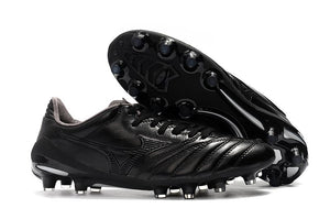 Chuteira Mizuno Morelia Neo 2 Made In Japan - All Black