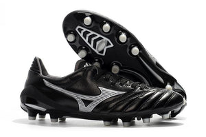 Chuteira Mizuno Morelia Neo 2 Made In Japan - Preto/Branco