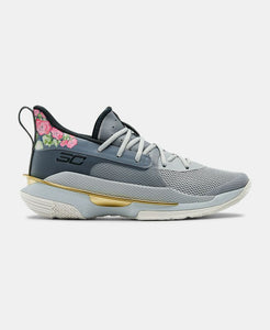 "Tênis Under Armour Curry 7 ""Chinese Painting"""