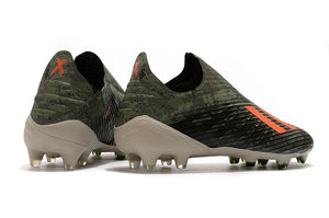 "Chuteira Adidas X 19+ FG ""Encryption Pack"""