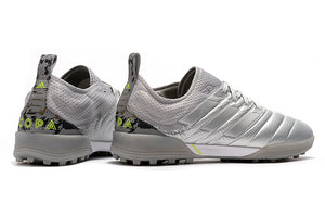"Chuteira Adidas Copa 20.1 Society TF ""Encryption"""