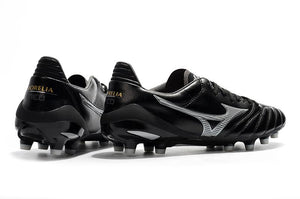 Chuteira Mizuno Morelia Neo 2 Made In Japan - Preto/Cinza 40