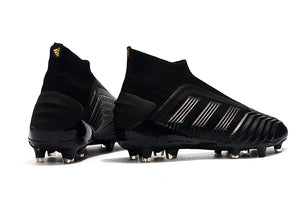 Chuteira Adidas Predator 19+ FG - All Black