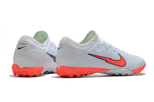 "Chuteira Nike Mercurial Vapor 13 Pro Society TF ""Flash Crimson"""