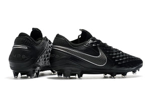 Chuteira Nike Tiempo Legend 8 Elite FG - All Black