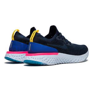 "Tênis Nike Epic React Flyknit 2 ""College Navy"""
