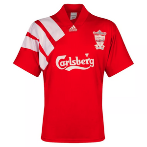 Camisa Liverpool Home Retrô 1992