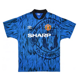 Camisa Manchester Away Retrô 1992/93