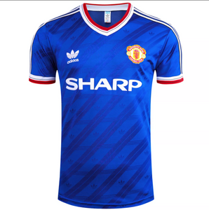 Camisa Manchester United Home Retrô 1986/1987