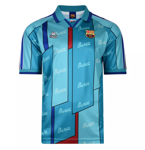 Camisa Barcelona Away Retrô 1996/97