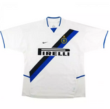 Camisa Inter Milan Away Retrô 2002/2003