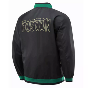 Jaqueta Boston Celtics - Preto
