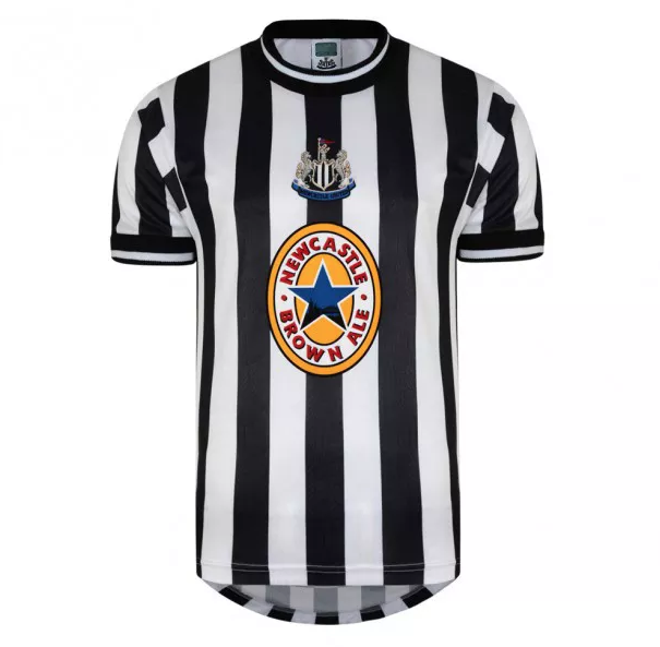 Camisa Newcastle United Home Retrô 1997/1999