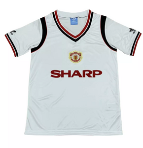 Camisa Manchester United Away Retrô 1984