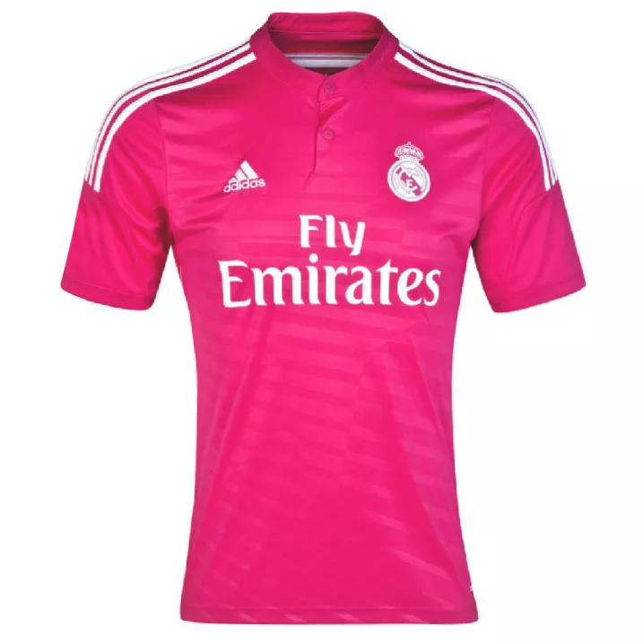 Camisa Real Madrid Away Retrô 2014/15