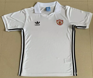 Camisa Manchester United Away Retrô 1980