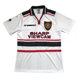 Camisa Manchester Away Retrô 1998/99