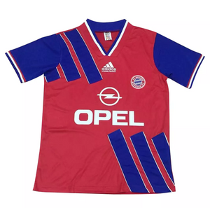 Camisa Bayern Munich Home Retrô 1993