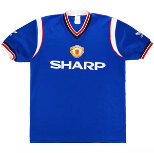 Camisa Manchester United Third Retrô 1984