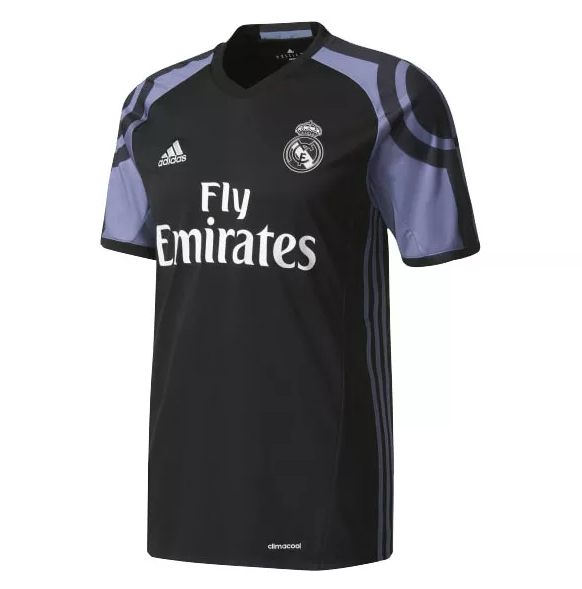 Camisa Real Madrid Third Retrô 2016/17