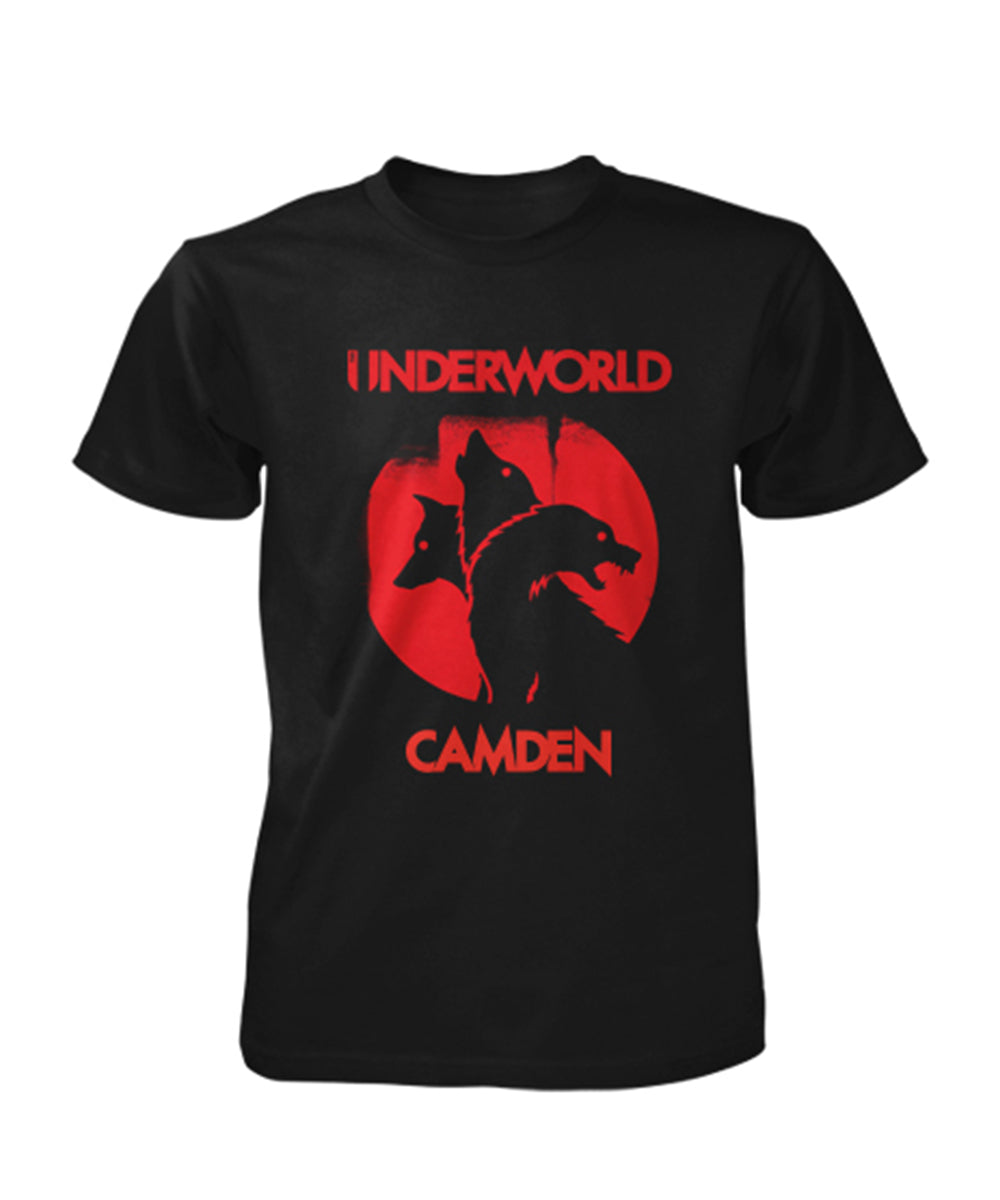 Underworld Camden Cerberus t-shirt - Red