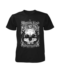 Worlds End, Underworld T-shirt - White