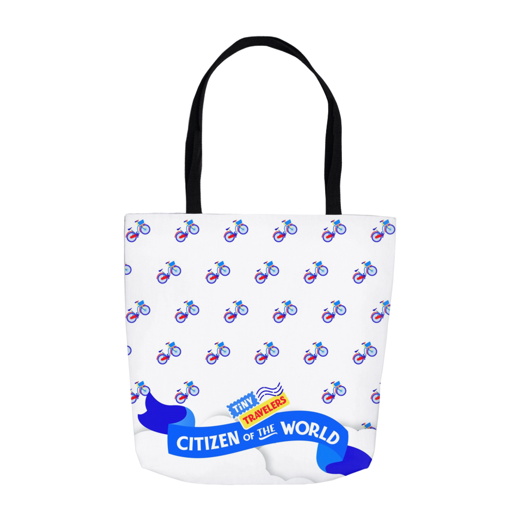 Citizen of the Word Tote Bag