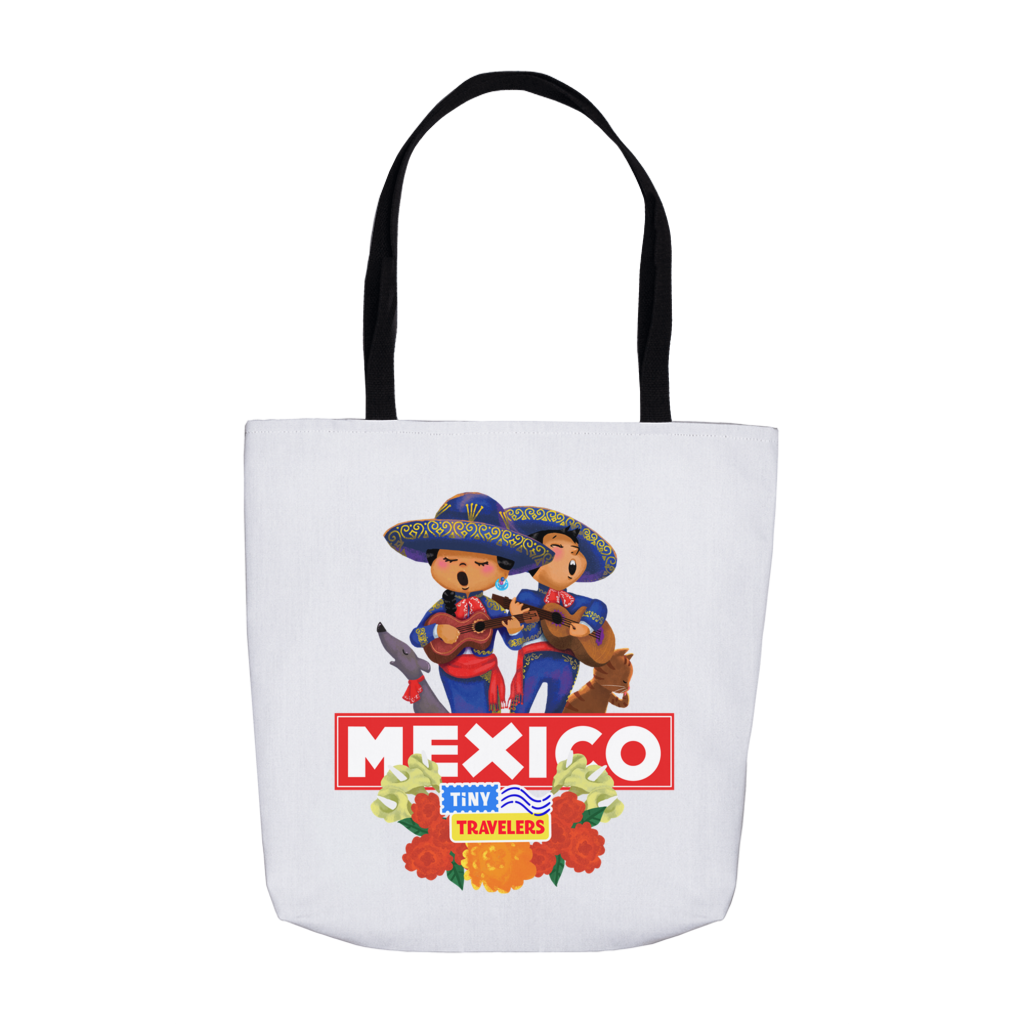 Mexico Tote Bag