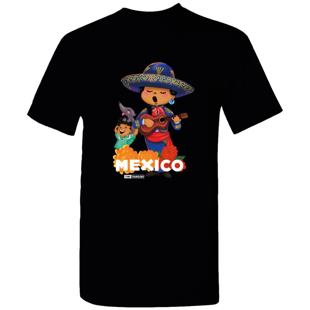 Mexico Mariachi Men's T-Shirts