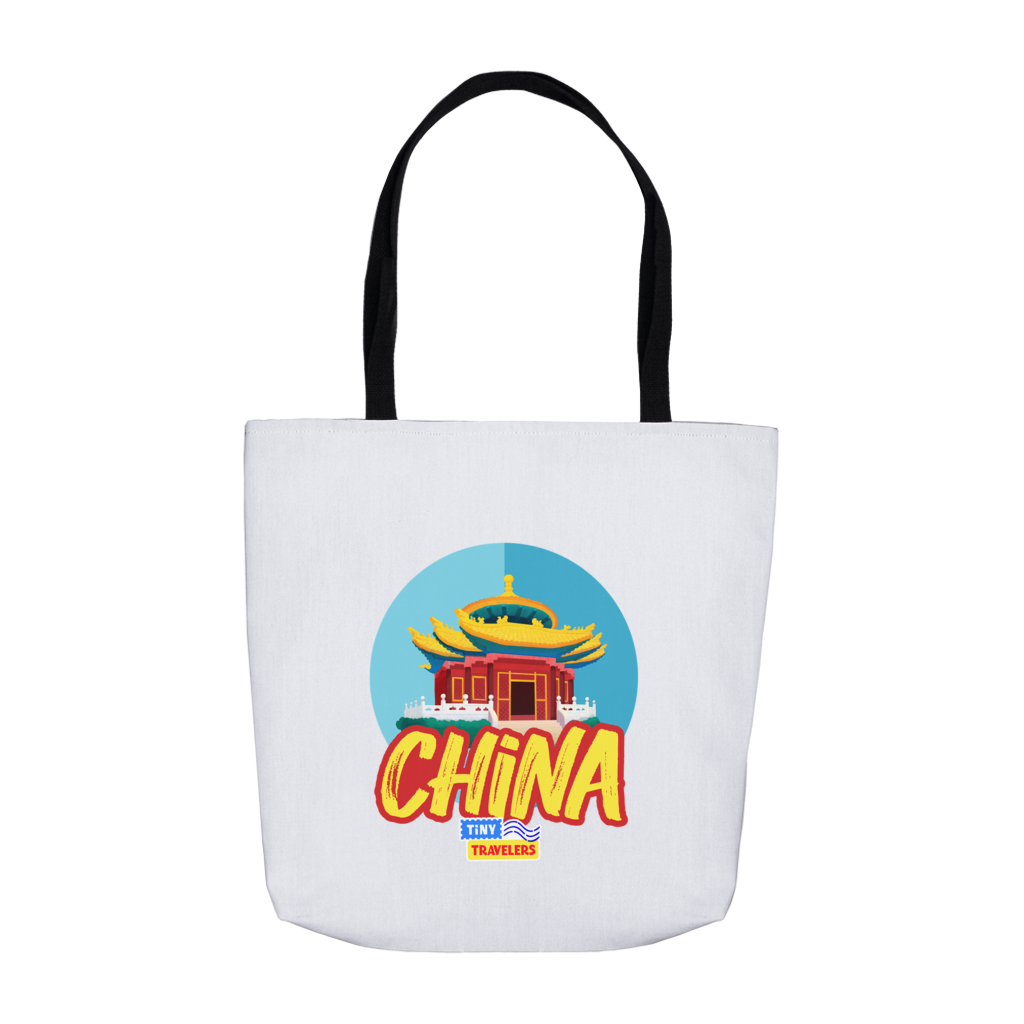 China Tote Bag