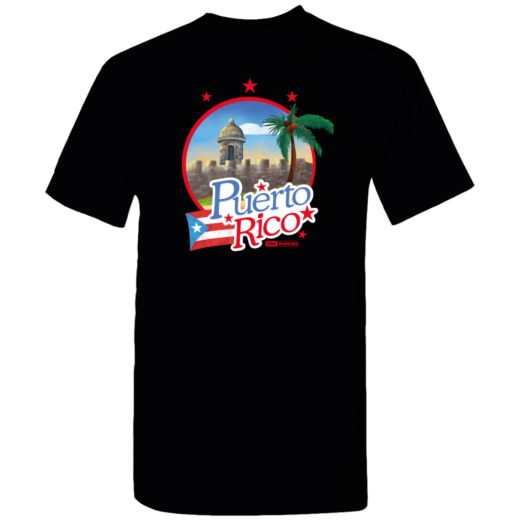Puerto Rico Men's T-Shirt