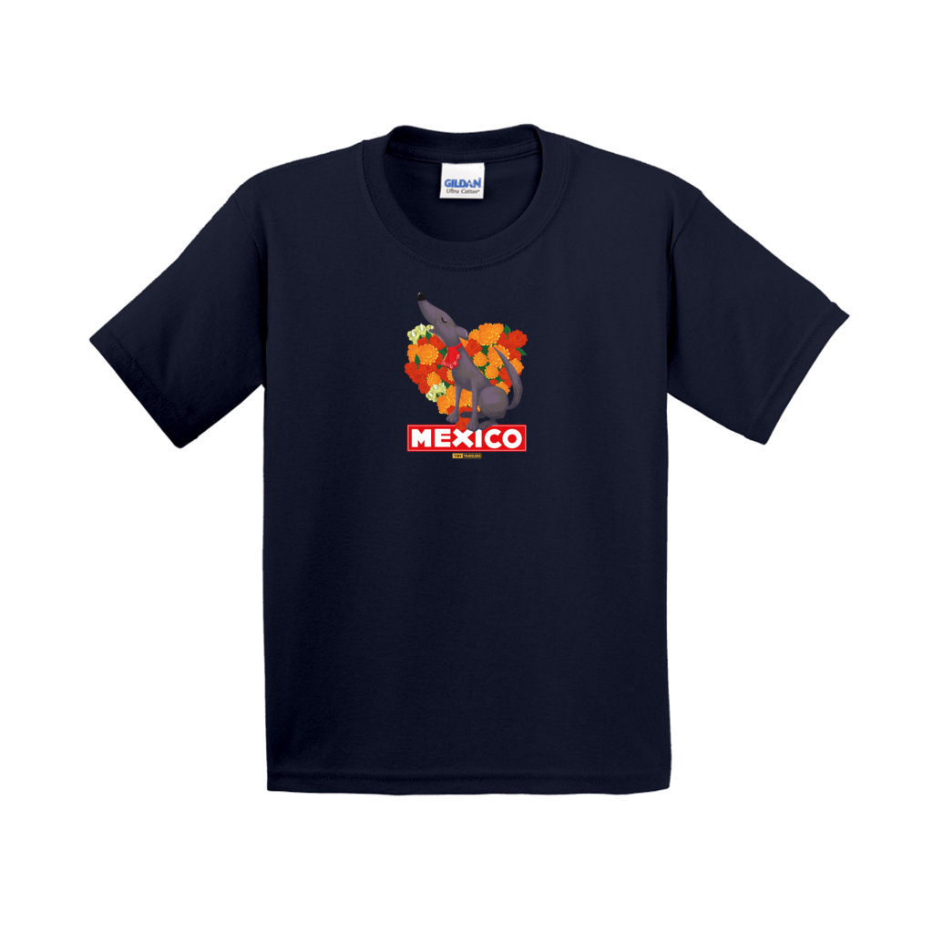 Mexico Kids T-Shirts